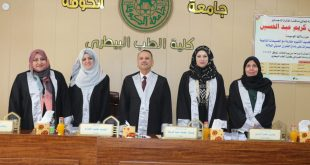 Postgraduate Student has Graduated from Department of Pathology,Noor Alhuda Kareem Abd-Alhussian
