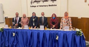 Professor Ahmed Al-Azzam has Participated as Chairman in Viva for Postgraduate Student: Hussein Ali Hilal at College of Veterinary Medicine, University of Baghdad
